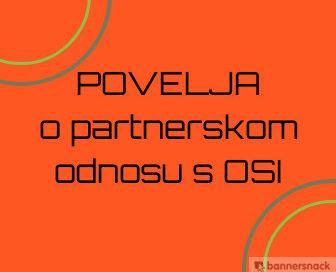 Povelja o partnerskom odnosu s OSI