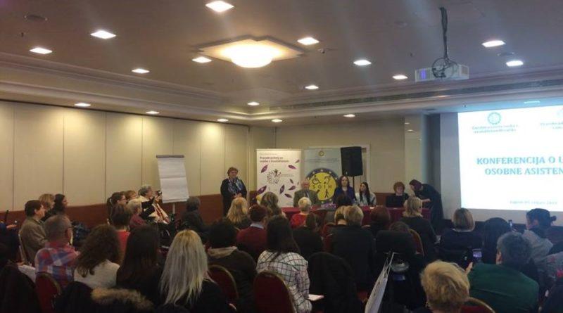 Konferencija o usluzi osobne asistencije