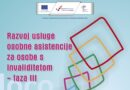 "Razvoj usluge OA za Udrugu OSI SB ""Loco-Moto""- faza III"
